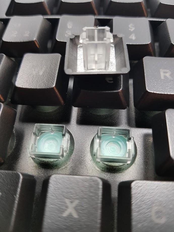 Keycap Rubberdome