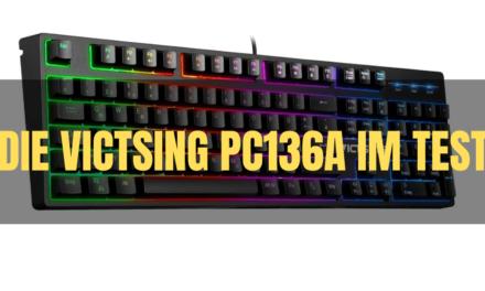Die VicTsing PC136A im Test: Top Preis und viele Extras