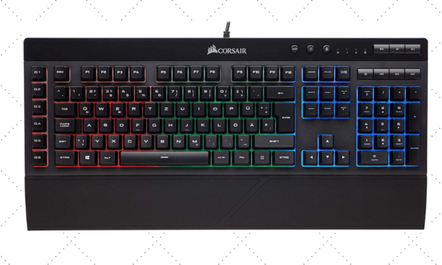 Corsair K55 – Review zur Gaming Tastatur