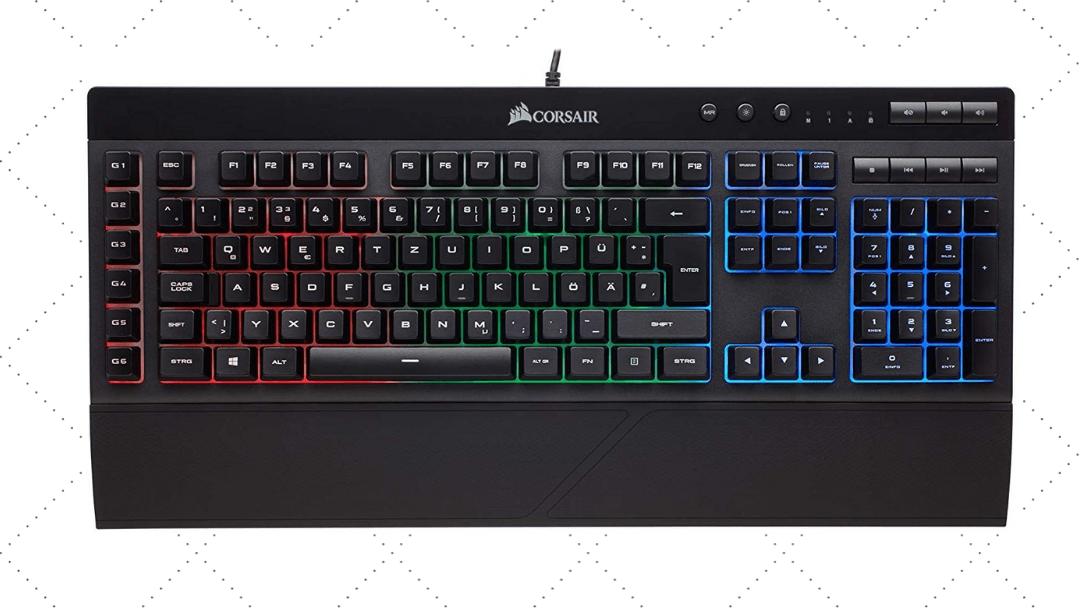 Corsair K55 – Review zur Gaming Tastatur