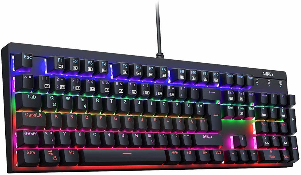 Aukey KM-G6 Gaming Tastatur