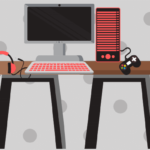 Gaming Schreibtische im Vergleich – Kaufberatung & Test (2020)