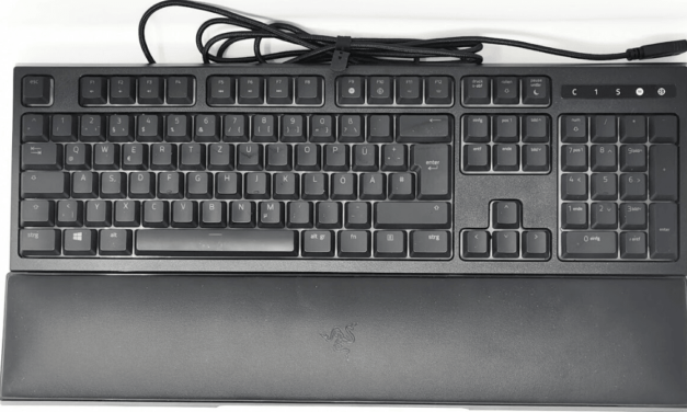Die Razer Ornata Chroma im Test – Rubberdome mal anders